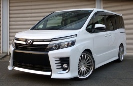 Toyota Voxy Specs Of Wheel Sizes Tires Pcd Offset And Rims