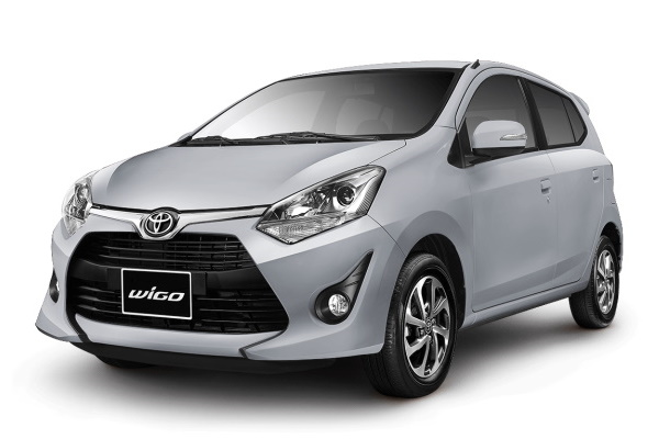 Toyota Wigo wheels and tires specs icon