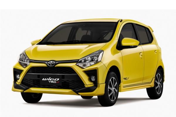 Toyota Wigo wheels and tires specs icon