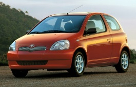 Toyota Yaris XP10 Hatchback