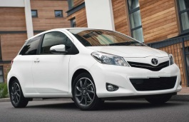 Toyota Yaris - Specs of wheel sizes, tires, PCD, Offset and