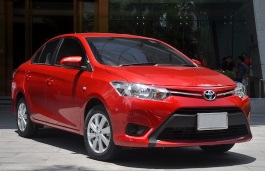 Toyota Yaris XP150 Saloon