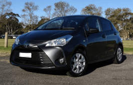 Toyota Yaris XP130 Facelift Hatchback