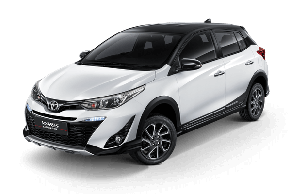 Toyota Yaris Cross wheels and tires specs icon