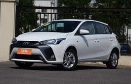 Toyota Yaris L Facelift Hatchback