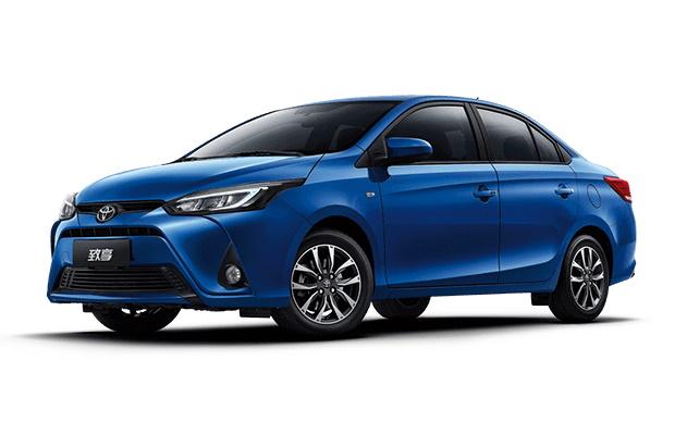 Toyota Yaris L XP150 Facelift Saloon