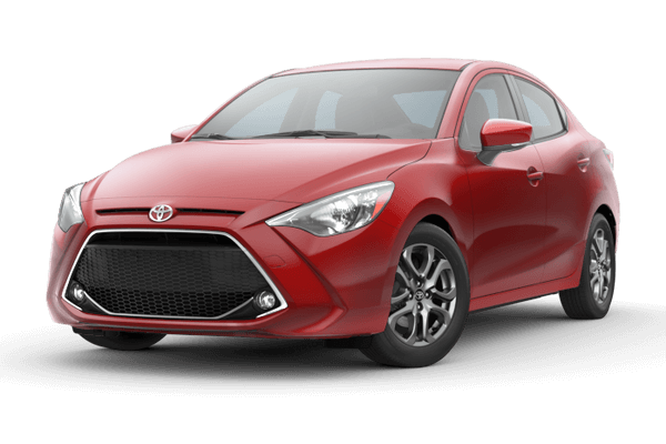 Toyota Yaris R wheels and tires specs icon