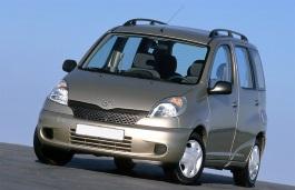 Toyota Yaris Verso MPV