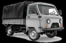 UAZ 3303 wheels and tires specs icon