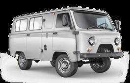 UAZ 3741 Van