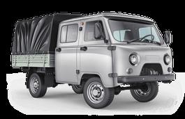 UAZ 39094 Truck