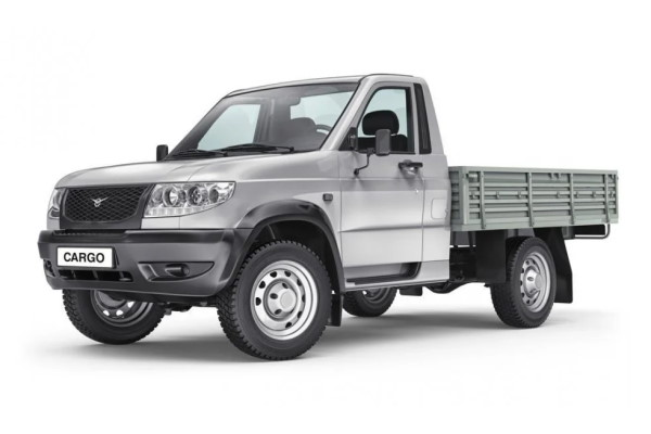 UAZ Cargo wheels and tires specs icon