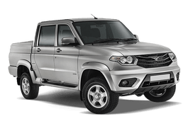 UAZ Pickup wheels and tires specs icon