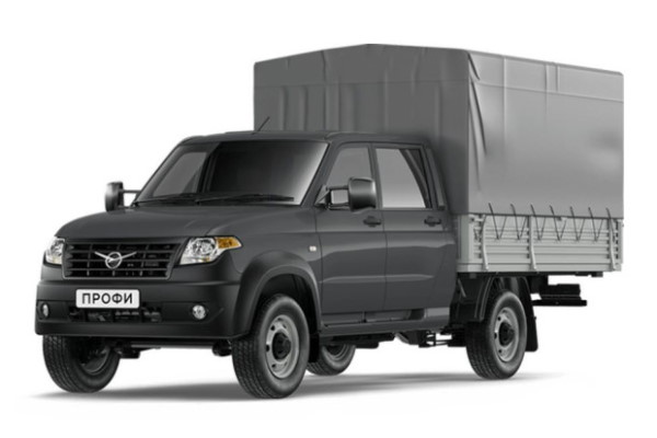 UAZ Profi 236x Truck