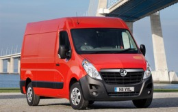 Vauxhall Movano B Van