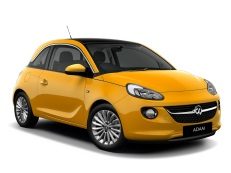 Vauxhall Adam wheels and tires specs icon