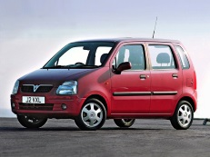 Vauxhall Agila A MPV
