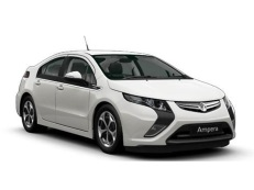 Vauxhall Ampera wheels and tires specs icon
