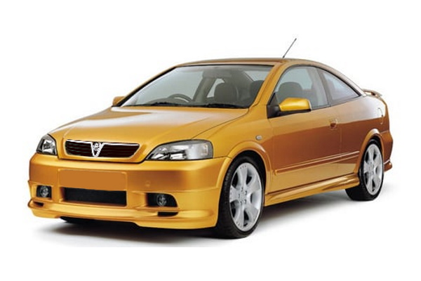 Vauxhall Astra G Coupe