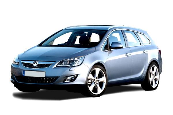 Vauxhall Astra J Facelift Универсал