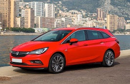 Vauxhall Astra K Sports Tourer