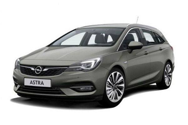 Vauxhall Astra K Facelift Sports Tourer