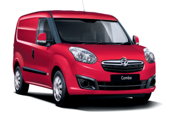 Vauxhall Combo wheels and tires specs icon