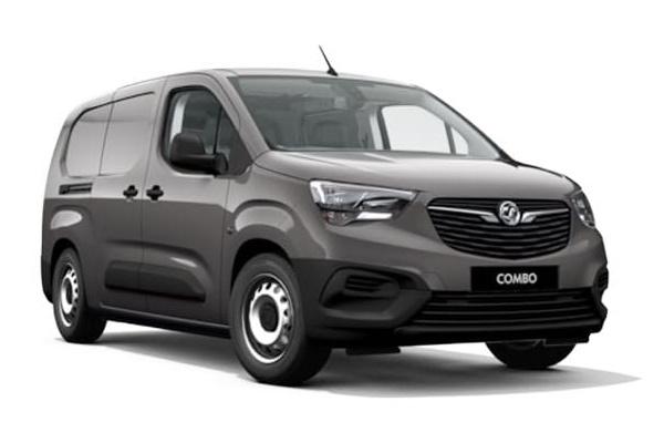 Vauxhall Combo Cargo E Crew Van