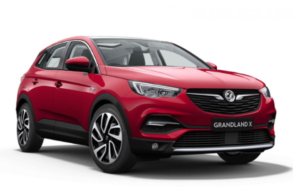 Vauxhall Grandland X wheels and tires specs icon