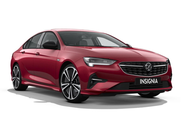Vauxhall Insignia wheels and tires specs icon