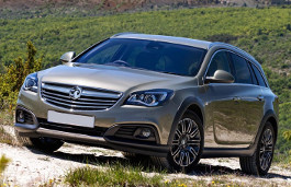 Vauxhall Insignia Country Tourer A Restyling Estate