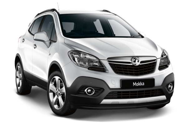 Vauxhall Mokka wheels and tires specs icon