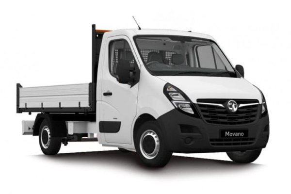 Vauxhall Movano B Chassis cab