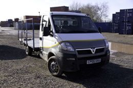 Vauxhall Movano A Chassis cab
