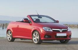 Vauxhall Tigra TwinTop B Convertible