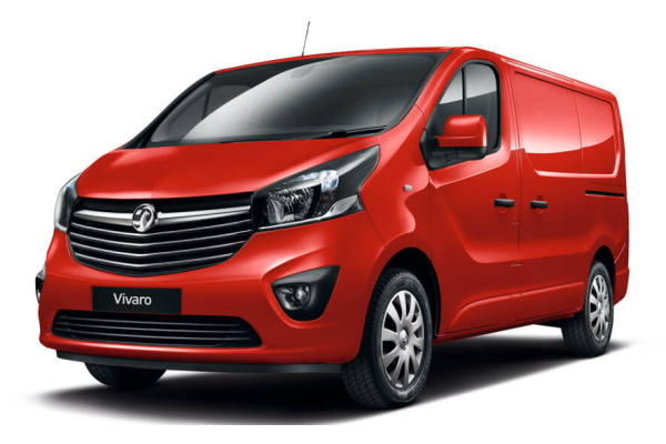 Vauxhall Vivaro wheels and tires specs icon