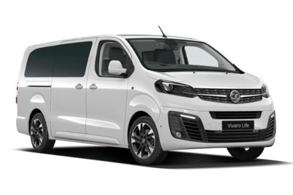 Vauxhall Vivaro Life C Van