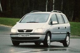 Vauxhall Zafira A MPV