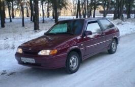 VAZ 2113 Hatchback