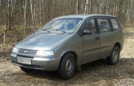 VAZ 2120 Nadezhda Restyling MPV