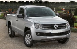 Volkswagen Amarok Pickup Single Cab