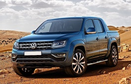 Volkswagen Amarok wheels and tires specs icon