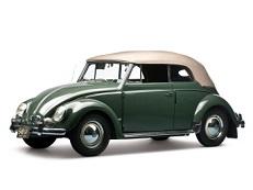 Volkswagen Beetle Mk1 Convertible