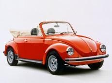 Volkswagen Beetle Mk2 Convertible