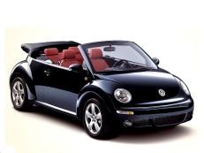 Volkswagen Beetle A4 (1Y7) Convertible