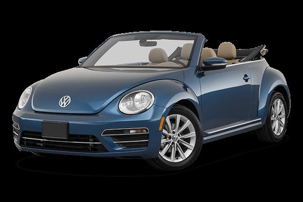 Volkswagen Beetle A5 Facelift (5C7) Convertible