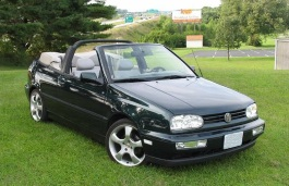 Volkswagen Cabrio wheels and tires specs icon