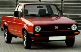 Volkswagen Caddy Typ14 Pickup