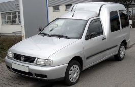 Volkswagen Caddy Typ9 Box