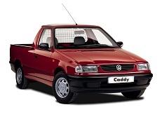 Volkswagen Caddy Typ9 Pickup